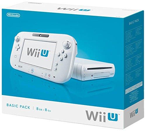 Console Nintendo Wii U 8 Go blanche [Importación francesa]