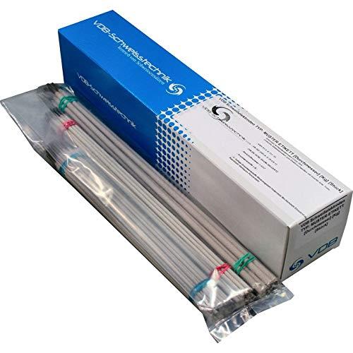 Schweisselektroden Edelstahl 1.4430-316 - MIX Von 1.6 bis 4.0 mm [ 1.6 & 2.0 mm - jeweils ca. 250g ]
