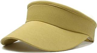 Fasbys Visiera, cappello sportivo da donna e ragazza, traspirante, a tesa lunga, con visiera per jogging