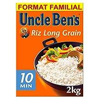 RIZ LONG GRAIN CUISSON RAPIDE 10 MIN : prêt en 10 minutes seulement, préparé par absorbtion ou par excès d'eau. Le format vrac vous permet d'ajuster les quantités pour ravir toute la famille. RIZ MINUTIEUSEMENT SELECTIONNE : Ce riz long grain est iss...
