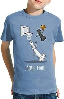 Amazon.es: camisetas baloncesto - Niño: Ropa