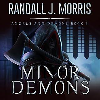 Minor Demons audiobook cover art