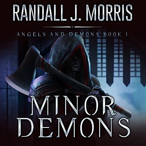 Minor Demons audiobook cover art