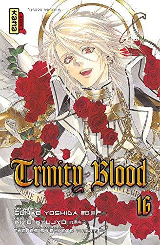 Trinity Blood - Tome 16