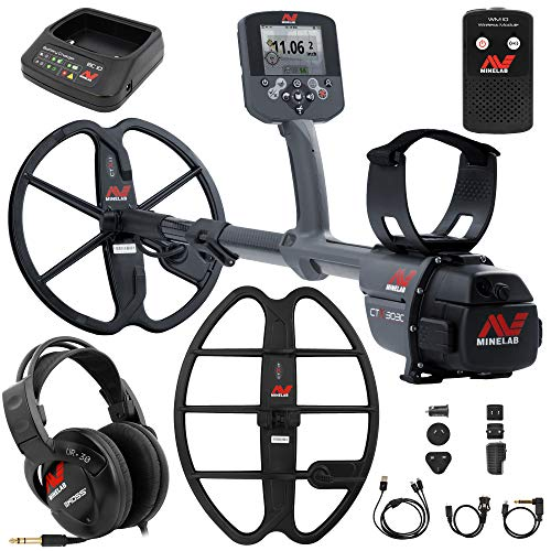 Minelab CTX 3030 Underwater Detector Bundle with 17' DD Smart Coil