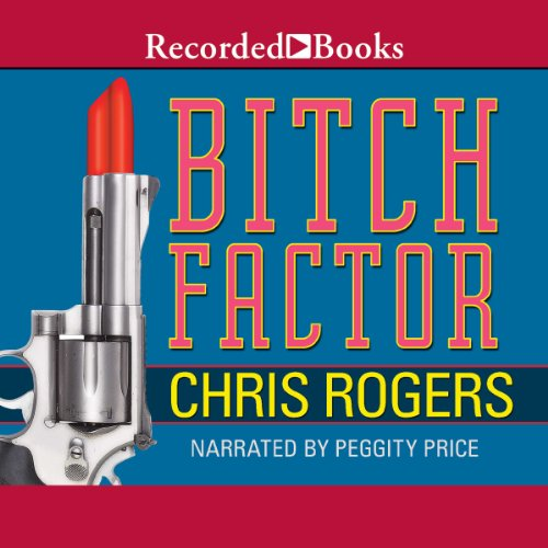 Bitch Factor audiobook cover art