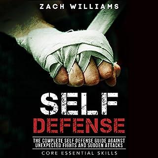 Self Defense audiobook cover art