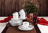 Seltmann Weiden 001.737147 Kaffeeservice 18-teilig Lido Black Line - 3