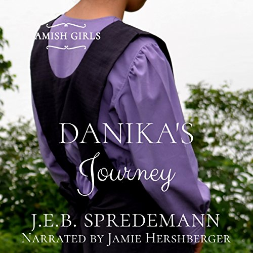 Danika's Journey audiobook cover art