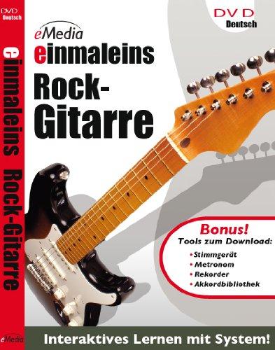 einmaleins Rock-Gitarre (DVD-ROM)