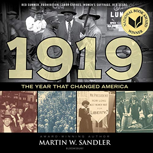 1919: The Year That Changed America cover art