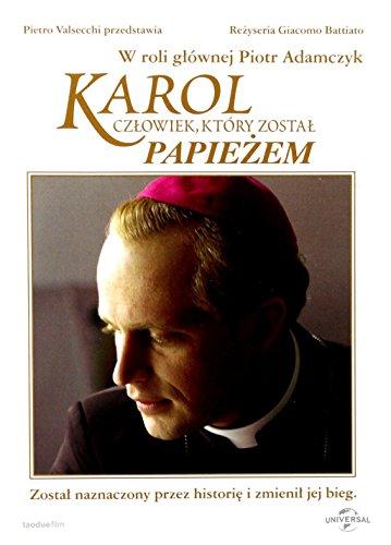 Locandina Karol, un uomo diventato Papa [DVD] (IMPORT) (Nessuna versione italiana)