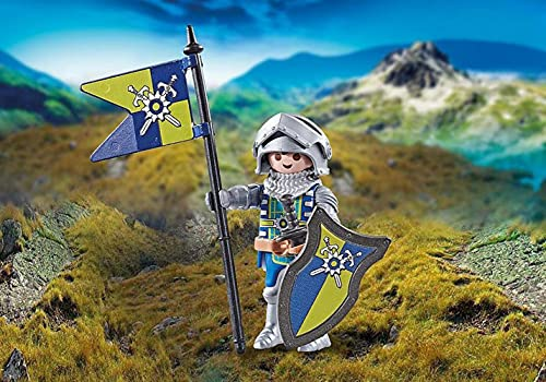 Playmobil 9835 - Hauptmann der Ritter von Novelmore (Folienverpackung)