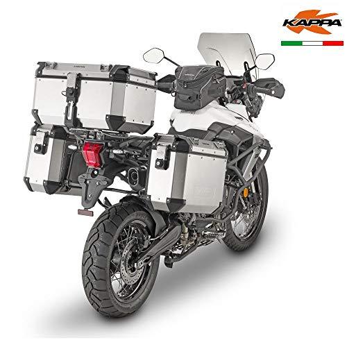Kappa KLR6413 Motorrad