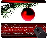 カスタマイズされたマウスパッド、クリスマスマウスパッドマウスパッドUS0152