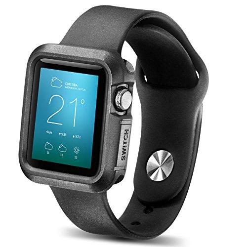 51Gvao5XnBL._SL500_ Apple Watch Case, New Trent