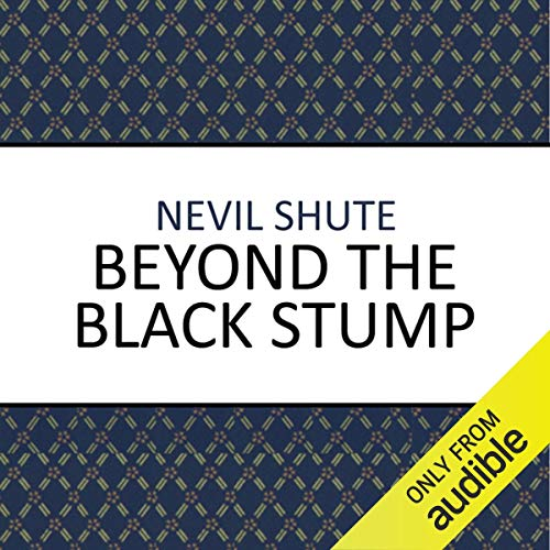 Couverture de Beyond the Black Stump