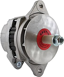 DB Electrical ADR0249 New Alternator for TRUCK Delco 22SI 10459456, 19020375 3-Wire Hookup 130 Amp BAL9960LH 3675225RX 4083445 10459456 19020375 400-12189 8560 ALT-1008 8560N