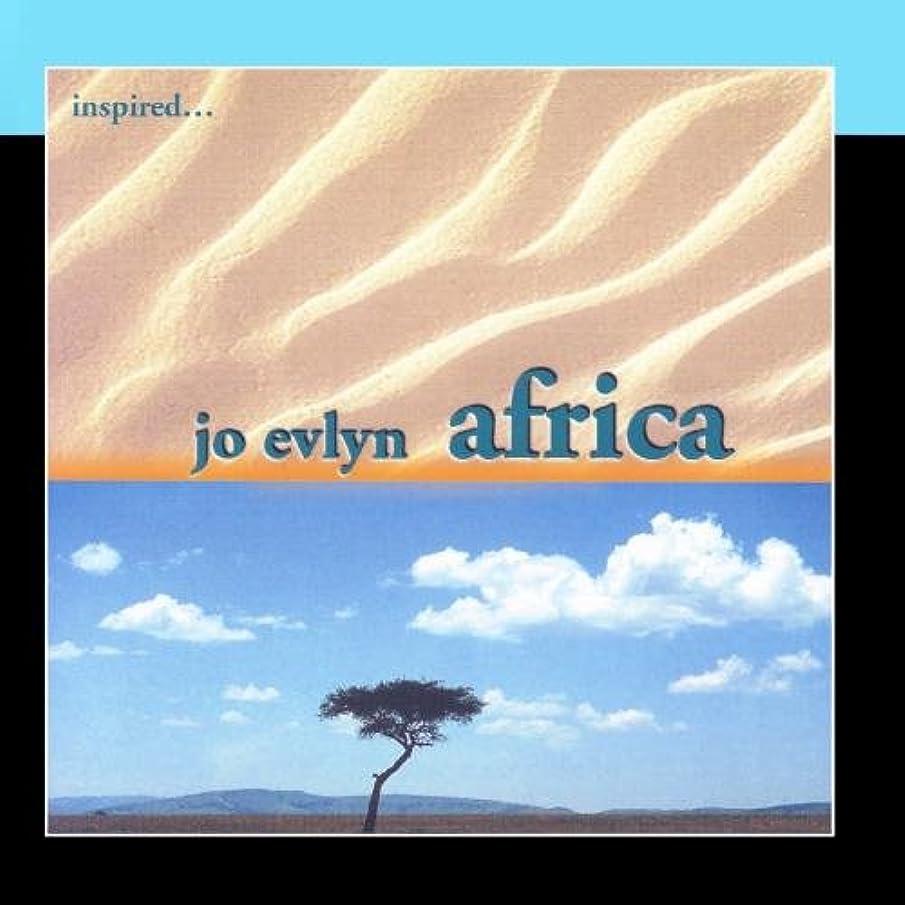 Inspired... Africa