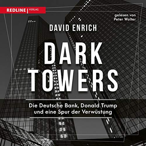 Dark Towers (German edition) cover art