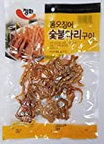 Roasted Squid Snack (4 Pack) / Dried Squid / Seafood Jerky / Squid Jerky (SMOKED)