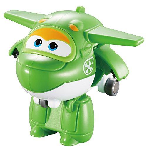 Super Wings Series 1 Auldeytoys YW710080 - Transform-A-Bots Mira, Spielzeugfigur, grün