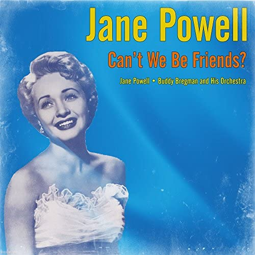 Jane Powell & Buddy Bregman And His Orchestra