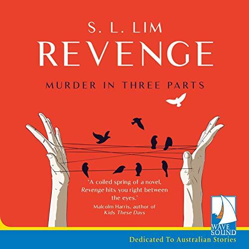 Revenge cover art