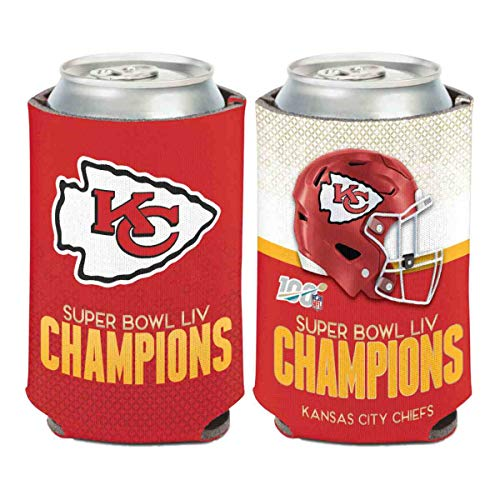 WinCraft Super Bowl 54 Champions Can Cooler 12 oz.
