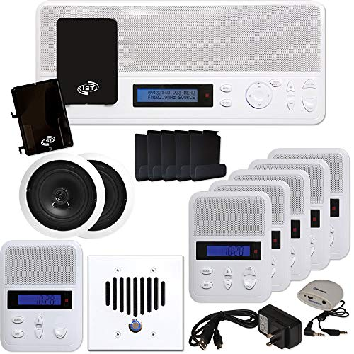 Review Of IntraSonic I2000MCPAC I2000 5-Room Pack With Speakers, White