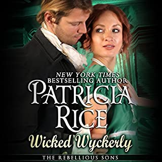 The Wicked Wyckerly cover art