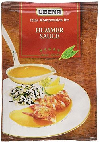 Ubena Hummer Sauce 4Er, 1er Pack (1 x 160 g)