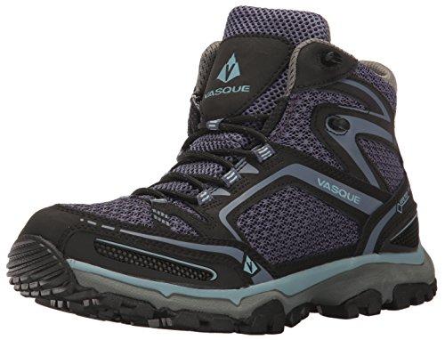 Vasque Women's Inhaler II GTX Hiking Boot, Crown Blue/Stone Blue, 9 M US