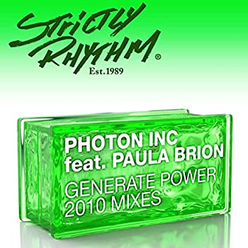 Generate Power (feat. Paula Brion) [2010 Mixes]