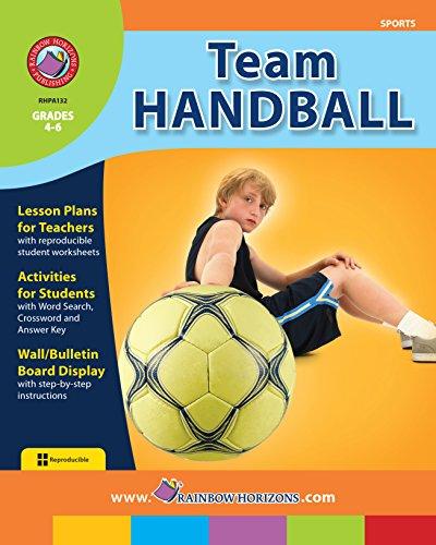 Team Handball Gr. 4-6 (English Edition)