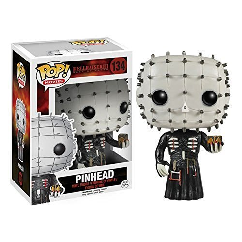 Funko Pop Hellraiser: Pinhead 3 3/4 Inch Action Figure Dolls Toys by