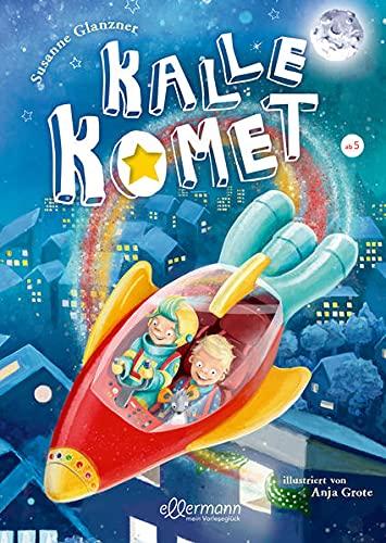 Kalle Komet: Band 1 (Tapa dura)