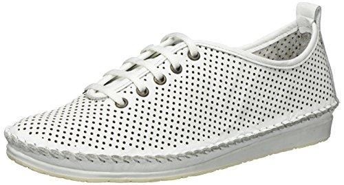 Andrea Conti0023446 - Zapatillas Mujer, Color Blanco, Talla 39 EU