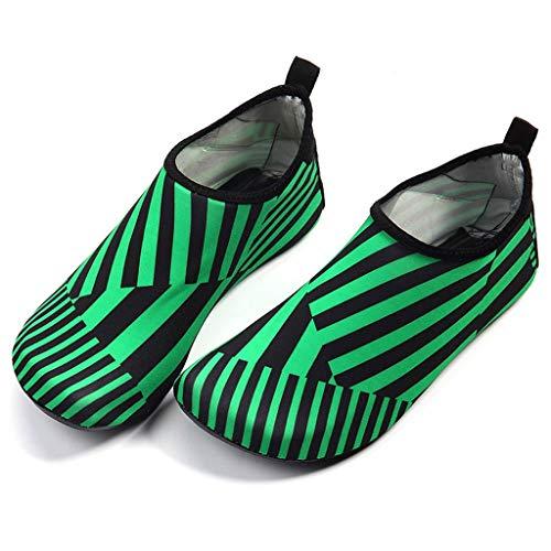 Beach Schoenen Non-slip ademende Diving schoenen for mannen en vrouwen zachte bodem volwassen koppel Seaside Waden Zwembad Shoes sneldrogende Snorkelen Footwear Mens Schoenen van het water Water schoe