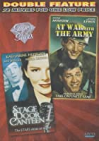 Stage Door Canteen / At War With The Army [Slim Case]