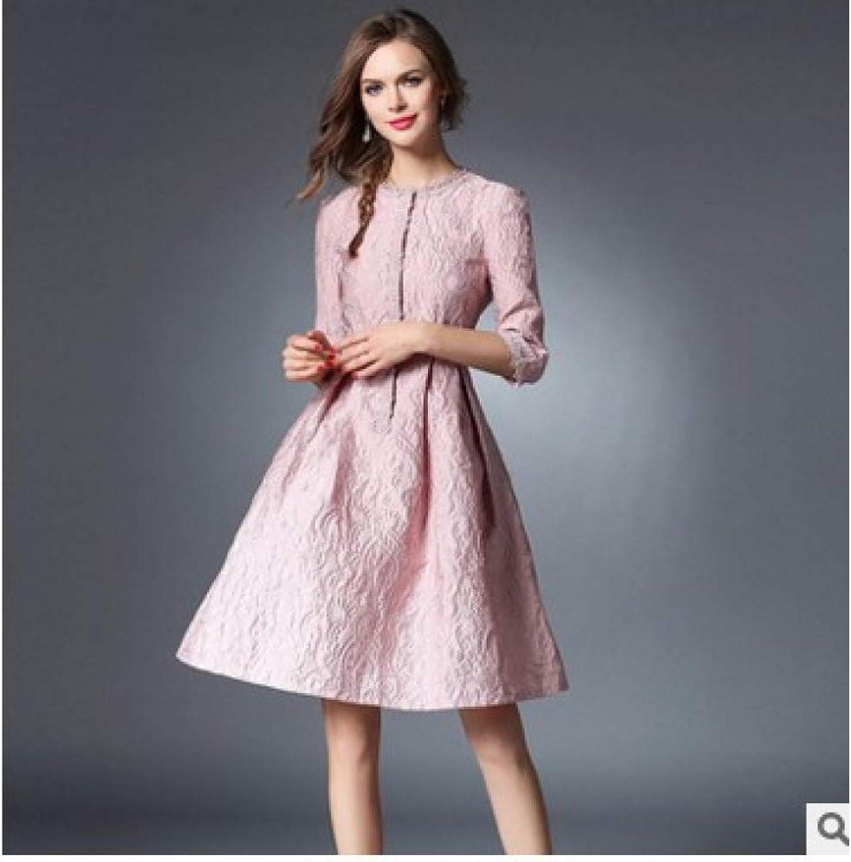 fe5b4a129550d3 Jacquard Lace High Waist Skirt Slim Dress Cxlyq Dresses nsaoku364-New  Clothing. David & Young ...