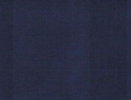 Tela Loneta para exterior hidrofuga con TEFLON y resistente al sol uv. color azul oscuro. Perfecta para tapizados y todo tipo de confecciones para exterior. Tela fácil de coser.