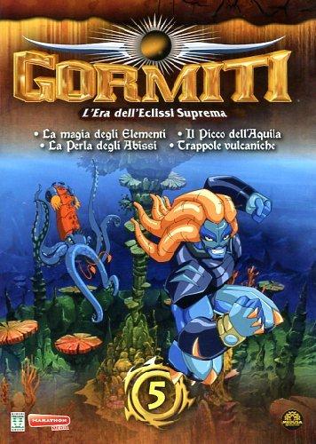 Gormiti - L'era dell'eclissi supremaStagione02Volume05