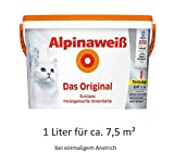 Alpinaweiß - Das Original