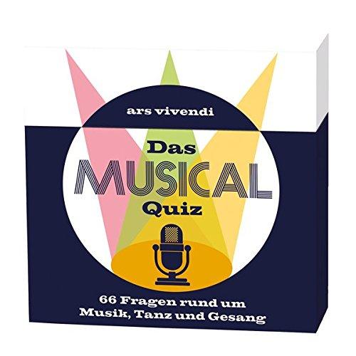 Das Musical-Quiz - 66 Fragen rund um Musik, Tanz und Gesang