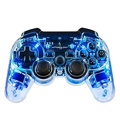 Afterglow Wireless Controller: Signature Blue - PS3