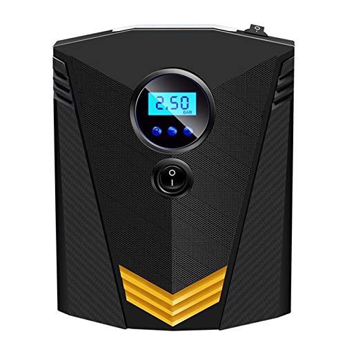 Ymhan Digital neumático del DC de 12 voltios portátil Coche Bomba del compresor de Aire de 150 PSI compresor de Aire for Las Bicicletas de Auto del Coche Motocicletas