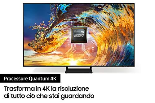 Samsung TV QLED QE75Q75AATXZT, Smart TV 75