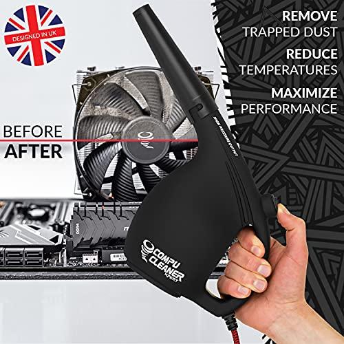 CompuCleaner Xpert - Elettrico Aria Compressa