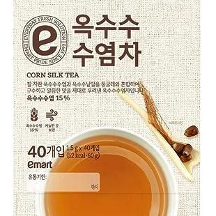 [Health Tea] Korea Food Corn Silk Tea 1.5g X 40 Tea Bags 옥수수 수염차:Donald-trump